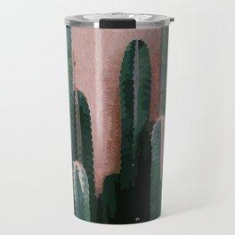 Cactaceae Travel Mug