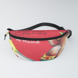 Please Be Mine Fanny Pack