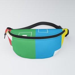 Simple Color Fanny Pack