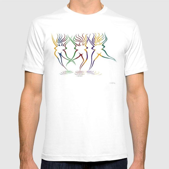 GODDESS BEACH T-shirt