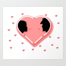 Valentine's Day_Special_Design Art Print