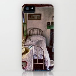 1930's Bedroom iPhone Case