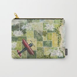 Soaring High Above Carry-All Pouch