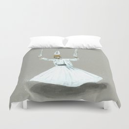 Paths to the Waterfall - one Duvet Cover
