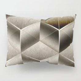 Cubist Pillow Sham