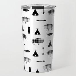 Buffalo Tribe Travel Mug