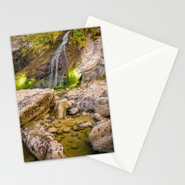 Coastal Falls Stationery Cards