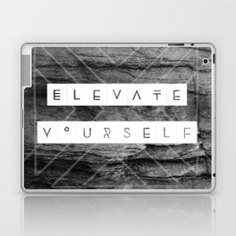Elevate Laptop & iPad Skin