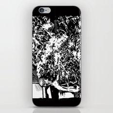 Burning Monk iPhone & iPod Skin