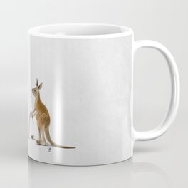 Being Tailed (Wordless) Coffee Mug