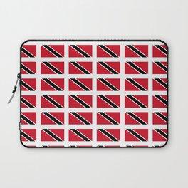 flag of trinidad and Tobago -Trinidad,Tobago,Trinidadian,Tobagonian,Trini,Chaguanas. Laptop Sleeve
