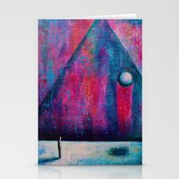 portal Stationery Cards featuring Portal by Sylwia Borkowska