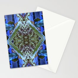 Ceiling Tile (Abstract) Stationery Cards