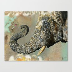 Cyril And Ayre Dreamy Landscape Canvas Print