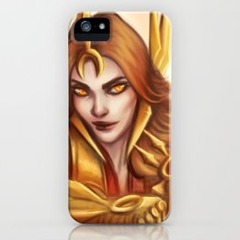 The Radiant Dawn  iPhone Case