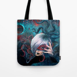 Darina Frein - Spiritual Practician Tote Bag