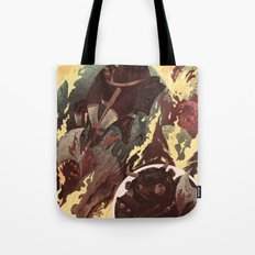 Ye Olde Smokey Tote Bag