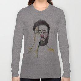Self Portrait Long Sleeve T-shirt