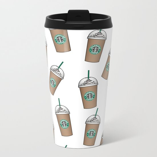 Starbucks Metal Travel Mug