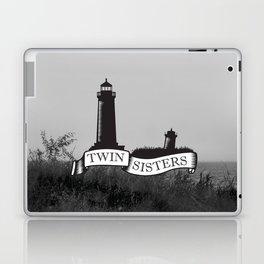 Twin Sisters Laptop & iPad Skin