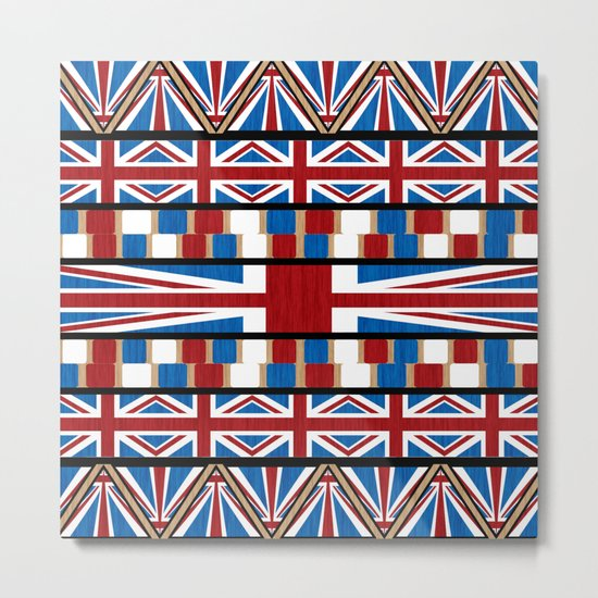 This Is England Metal Print