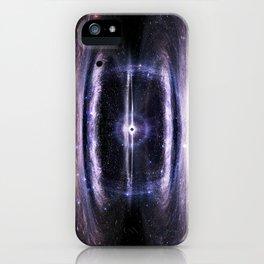 Galactic guts iPhone Case