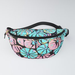 Pink and Blue Pumpkins | Fall Bliss Fanny Pack