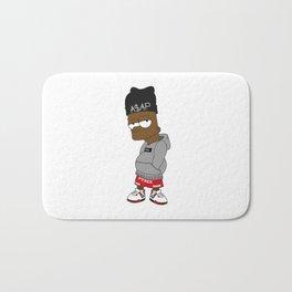 Lil Bart Bath Mat