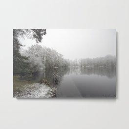 étang de Corrèze 02 Metal Print