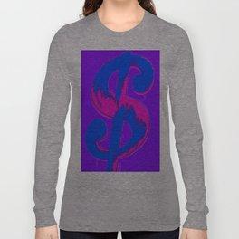 $ Dollar $ Long Sleeve T-shirt