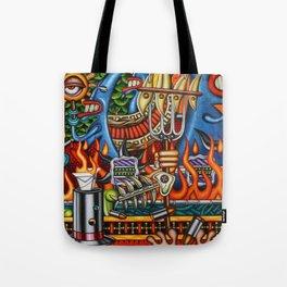Stovepipe Voodoo Tote Bag