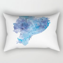 Ecuador Rectangular Pillow