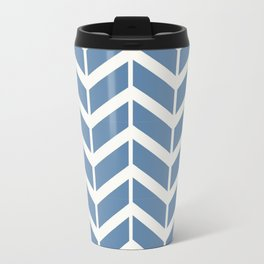 Dining in the Caymans Metal Travel Mug