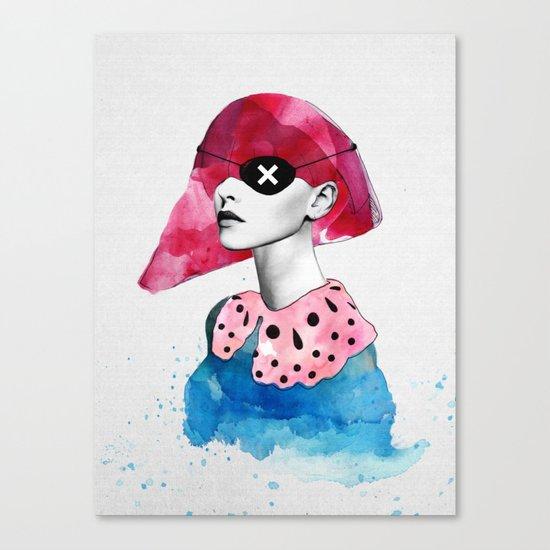 Patch Canvas Print