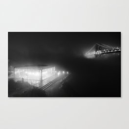 Tale of Two Cities Canvas Print