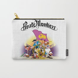 Pirate Monkeys Carry-All Pouch