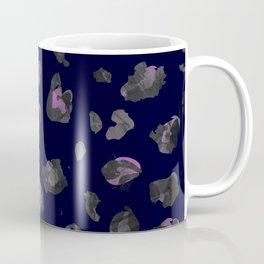 Pink and Black Leopard Coffee Mug