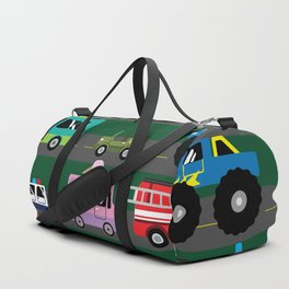 On The Road Again Duffle Bag