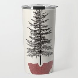 Fir Pine Travel Mug