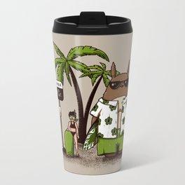 Toto-Beach Travel Mug