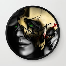 Undertaker Wall Clock