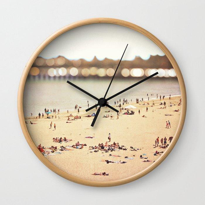 Santa Cruz Wall Clock