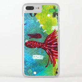 I VI Clear iPhone Case