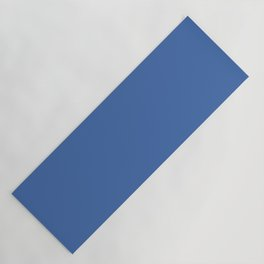 Nebulas Blue   Pantone Fashion Color   Fall : Winter 2018   New York and London   Solid Color Yoga Mat