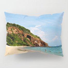 Nual beach Pillow Sham