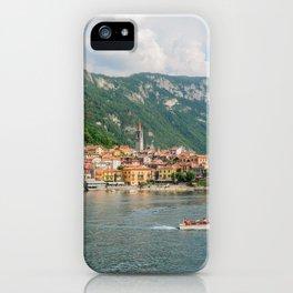 Bellagio in Lake Como Italy iPhone Case