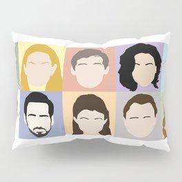 Once Upon A Cast Pillow Sham