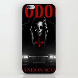 Vodou Book Cover Concept Art iPhone Skin