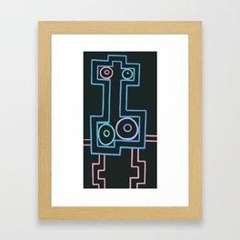 self.y. Framed Art Print
