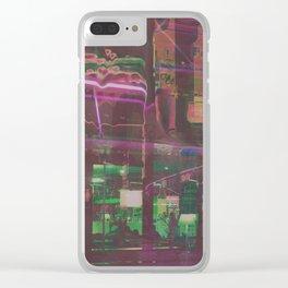 K A T O Clear iPhone Case